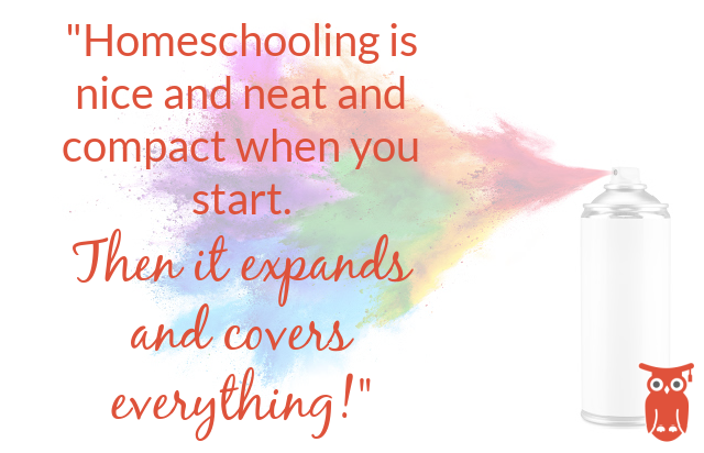 Homeschooling Covers Everything Homeschool Manager