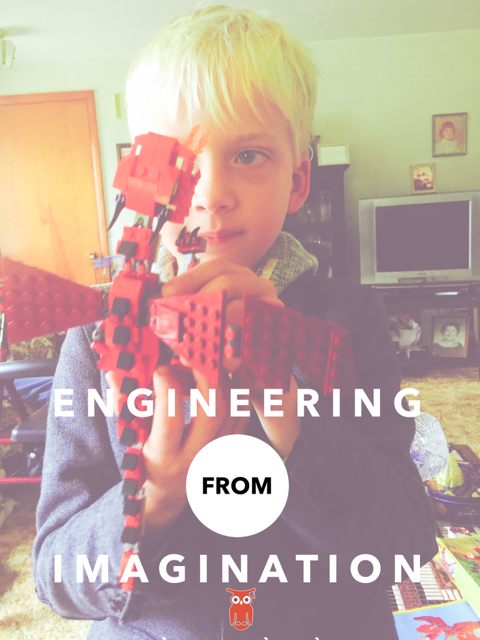 Homeschooling engineering from imagination