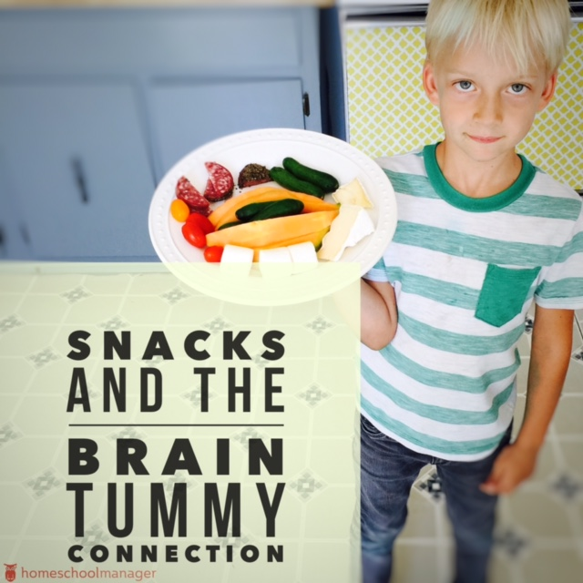Snacks and the brain