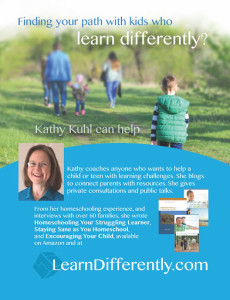 Kathy Kuhl Homeschooling Struggling Learners