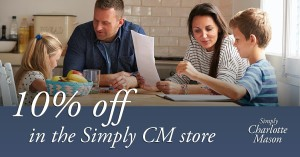 Simply Charlotte Mason Coupon