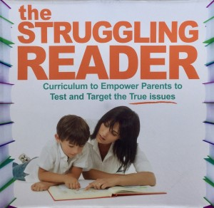 The Struggling Reader Homeschool Help