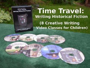 Time Travel historical fiction class homeschool