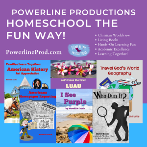 powerline productions homeschool convention special