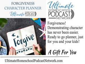 ultimate homeschool podcast